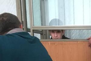 Ян Сидоров в зале суда ©Фото Ирины Зениной