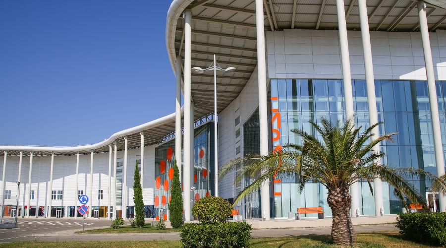Образовательный центр «Сириус» ©Фото с сайта sochisirius.ru