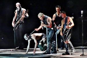 Выступление группы Rammstein ©Фото A. Adam, Flickr.com, CC BY 2.0