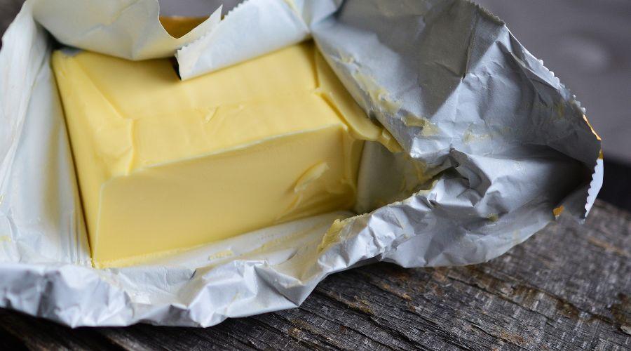 Сливочное масло ©Фото с сайта pixabay.com