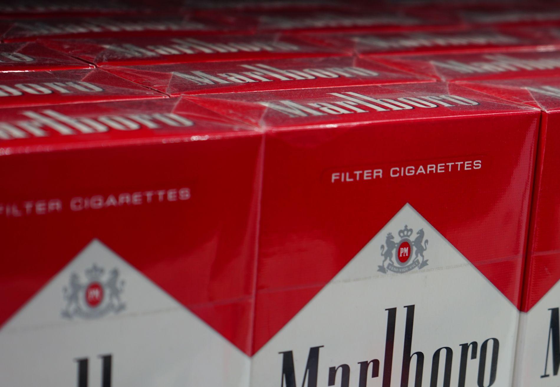 МинздравРФ несобирается вводить запрет на реализацию сигарет с2035 года