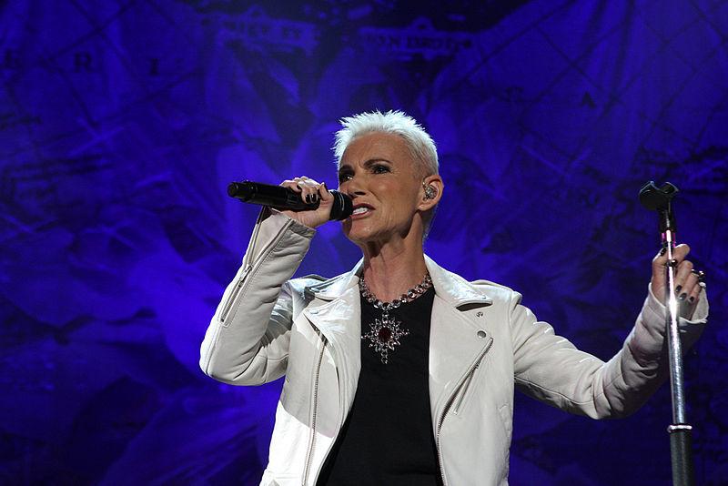 Мари Фредрикссон ©Фото Eva Rinaldi, с сайта commons.wikimedia.org