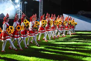 День «Еврохима» и праздник урожая в Белореченске ©Фото Елены Синеок, Юга.ру