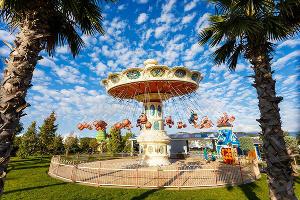 «Сочи Парк» ©Фото пресс-службы «Сочи Парка»