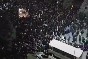 Митинг в Магасе ©Фото со страницы twitter.com/AA_Sergeev