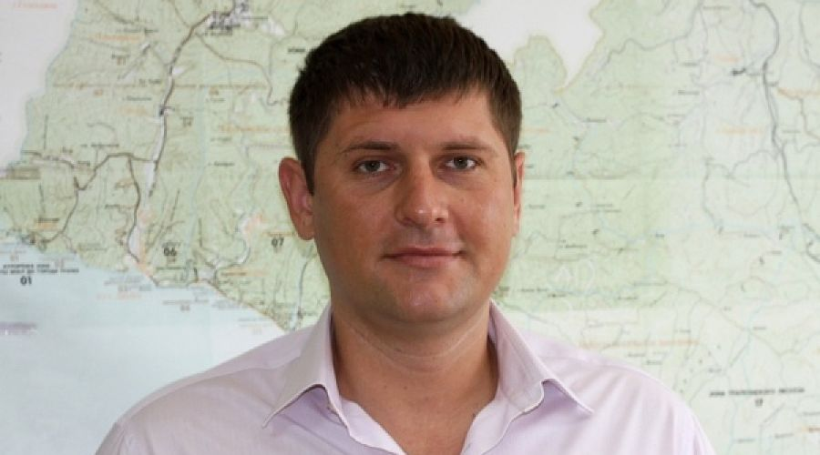 Андрей Алексеенко ©администарция Туапсинского района