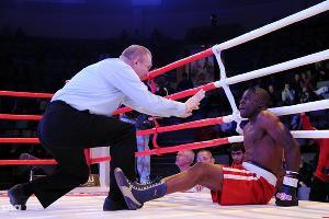 Супершоу профессионального бокса в Краснодаре ©ЮГА.ру, Елена Синеок