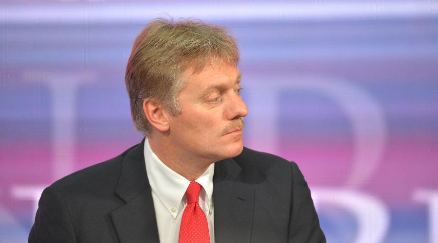 Дмитрий Песков ©Фото пресс-службы Кремля