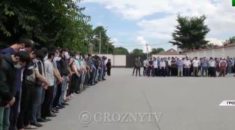 ©Скриншот видео из инстаграма ЧГТРК «Грозный» instagram.com/groznytv