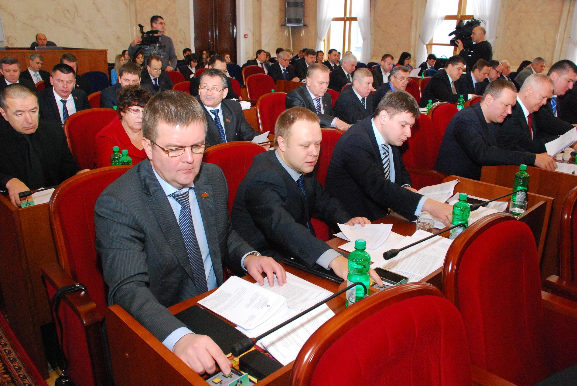 Пятый созыв Законодательного собрания Краснодарского края ©Фото пресс-службы ЗСК