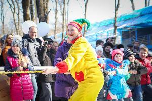Масленица в Ставрополе ©Татьяна Барыбина, ЮГА.ру