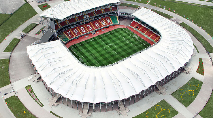 """Ахмат-Арена"" ©stadiums.at.ua"