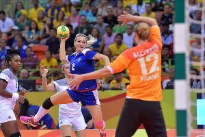 Полина Кузнецова ©Фото с официального сайта Федерации гандбола России, rushandball.ru