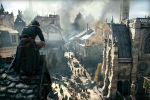 ©Момент из игры Assassin's Creed Unity