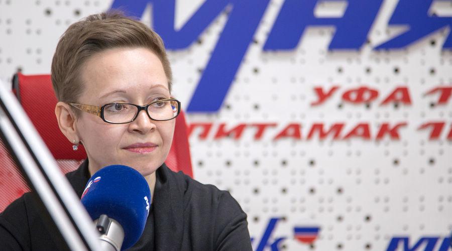 Гузель Яхина ©Фото ВГТРК «Башкортостан»