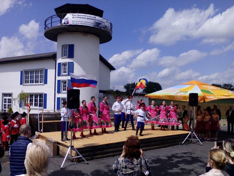 ВРостове пройдет фестиваль донской селедки