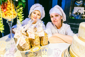 """Конкурс профессионального мастерства сети """"Патрик&Мари"""" ©Фото Юга.ру"""