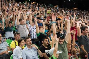 Матч «Краснодар» — «Сочи», Краснодар, 27 июля 2019 года ©Фото Елены Синеок, Юга.ру