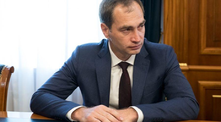 Евгений Поляков ©Фото пресс-службы главы и правительства Карачаево-Черкесии