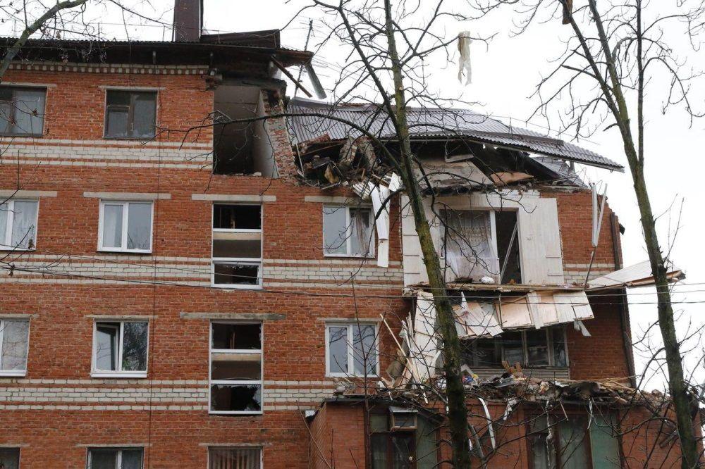 При взрыве вКраснодаре пострадали 7 человек