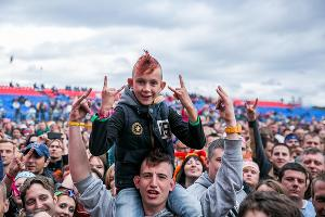 """Рок-фестиваль """"Нашествие-2016""""  ©Евгений Резник, ЮГА.ру"""