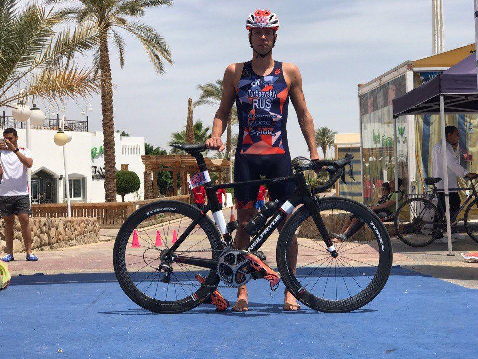 Кубанский спортсмен— победитель этапа интернационального турнира