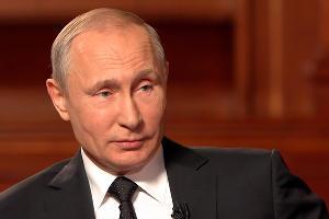 Владимир Путин ©Кадр из фильма «Путин. Часть 2»