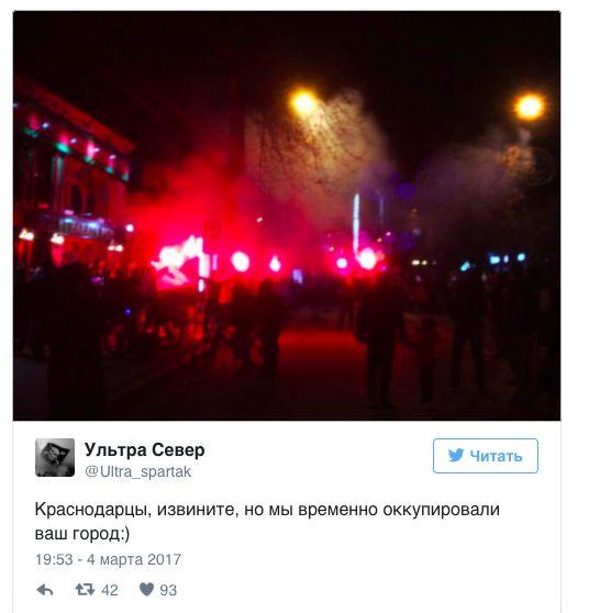 «Спартак» несмог оторваться от«Зенита» вчемпионате РФПЛ