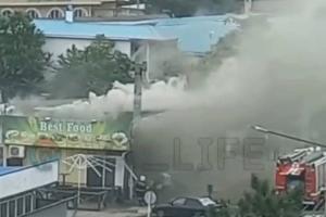 ©Скриншот видео из телеграм-канала «Анапское Черноморье», t.me/anapanovosti