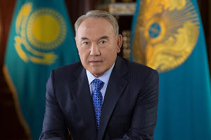 Нурсултан Назарбаев  ©Фото пресс-службы администрации президента Казахстана