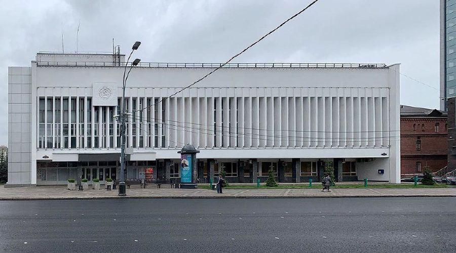 Органный зал ©Фотография из аккаунта отдела городской среды департаменты архитектуры Краснодара в инстаграме, instagram.com/design_kod_krd/