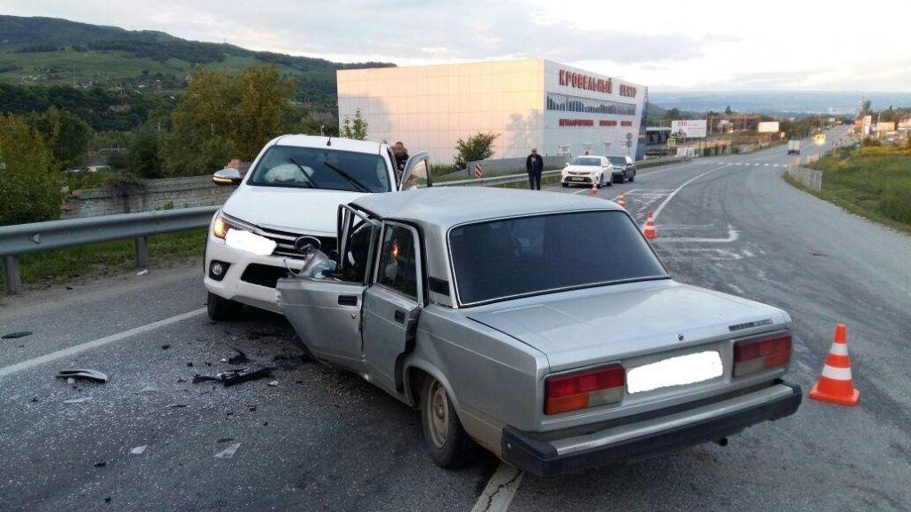 НаСтаврополье вДТП навстречке умер шофёр