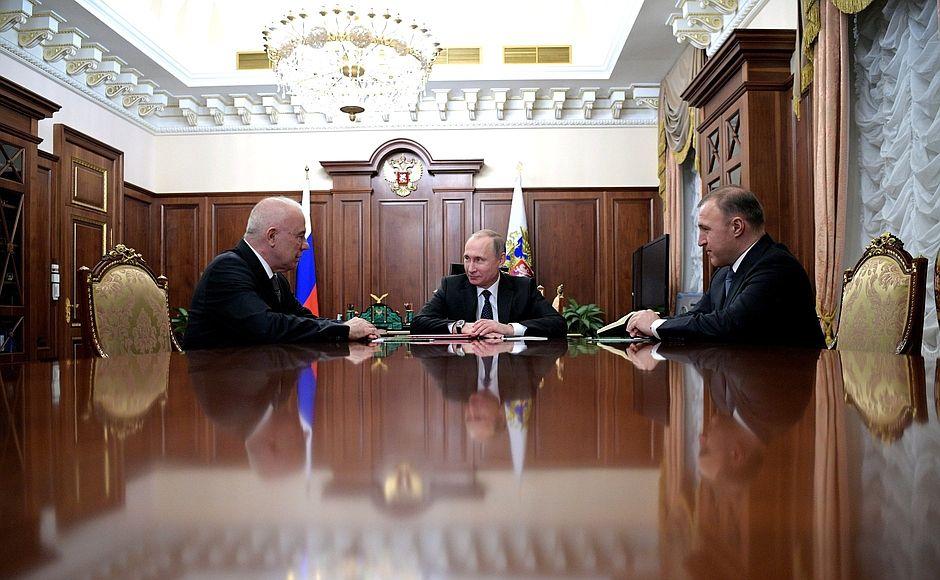 Владимир Путин одобрил кандидатуру нового руководителя Адыгеи