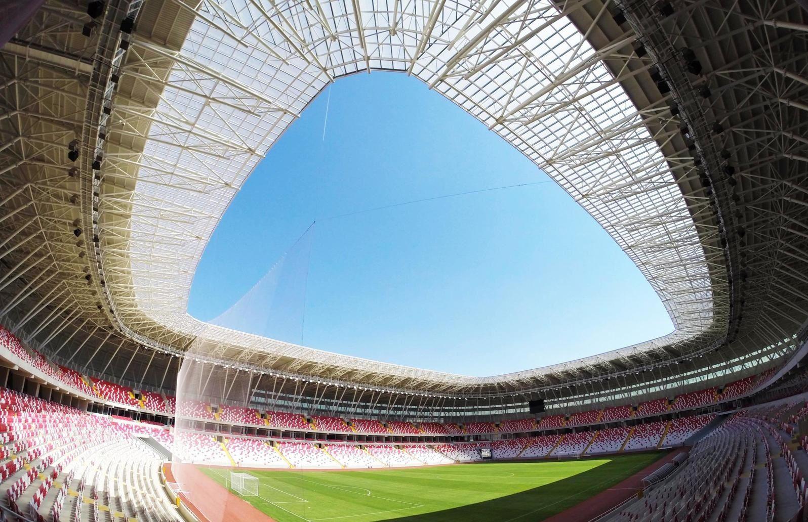 «Сивас Арена» (Сивас) ©Фото kasimpasa.com.tr