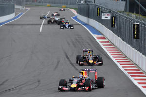 """Гран-при """"Формула-1"""" в Сочи ©Никита Быков, ЮГА.ру"""