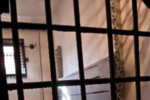 Камера ШИЗО рассчитана на пребывание 4 человек  ©Елена Синеок, ЮГА.ру