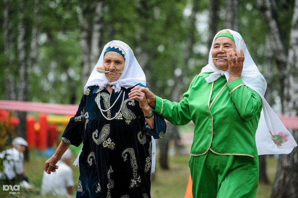 Бабушка татарка картинки
