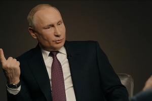 ©Скриншот интервью Владимира Путина с сайта putin.tass.ru
