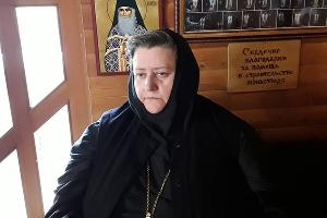 Игумения Анастасия ©Фото из группы «Троице-Георгиевский женский монастырь, г. Сочи», vk.com/troicegeorg