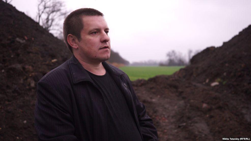НаКубани задержали фермера-активиста Алексея Волченко