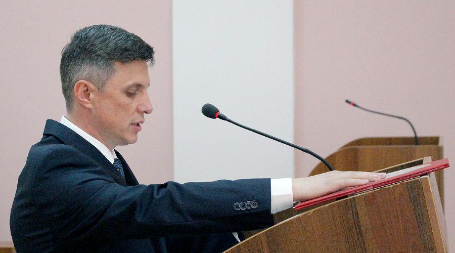 Сергей Выскубов ©Фото пресс-службы администрации Усть-Лабинского района