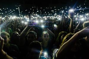 """Концерт группировки """"Ленинград"""" в Краснодаре ©Евгений Резник, ЮГА.ру"""