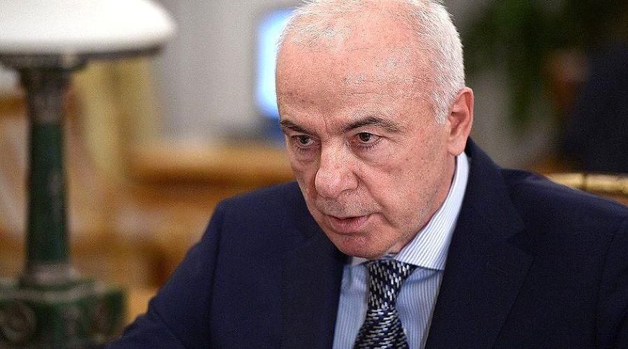 Аслан Тхакушинов ©пресс-служба Кремля