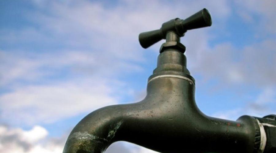 Водопроводный кран ©Фото Юга.ру