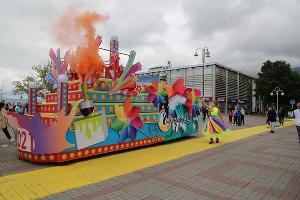 Открытие курортного сезона в Геленджике, 2021 год ©Фото пресс-службы администрации Геленджика