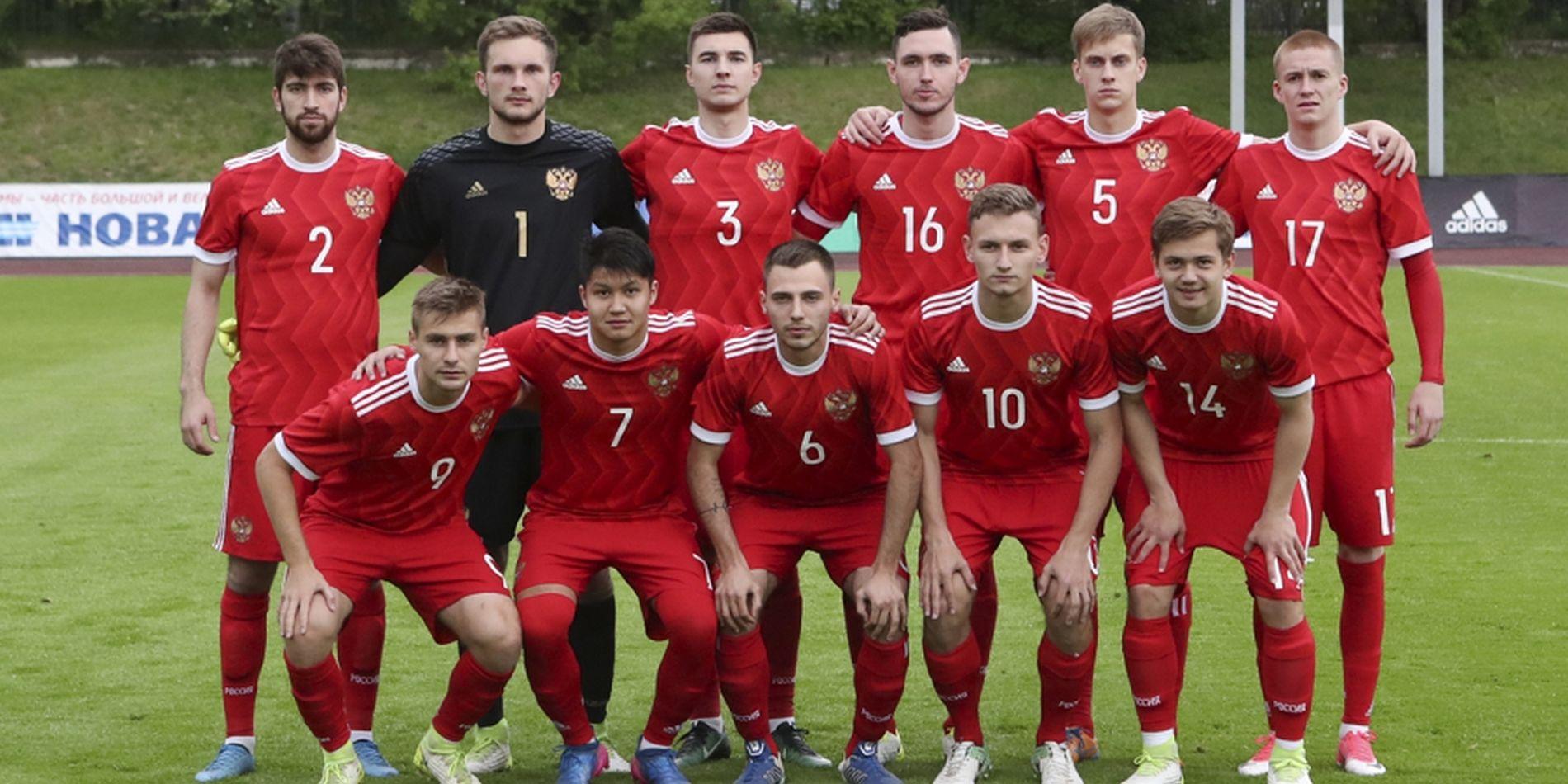 ИгрокиФК «Уфа» всоставе сборной Российской Федерации одержали разгромную победу над республикой Беларусь