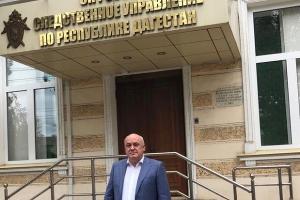 Раджаб Абдулатипов ©Фото пресс-службы СКР по Дагестану