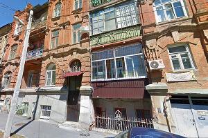 Братский переулок, 84 в Ростове-на-Дону ©Скриншот панорамы карт Google