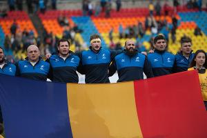 Сборная России по регби проиграла Румынии в матче чемпионата Европы в Сочи ©Фото Никиты Быкова, Юга.ру