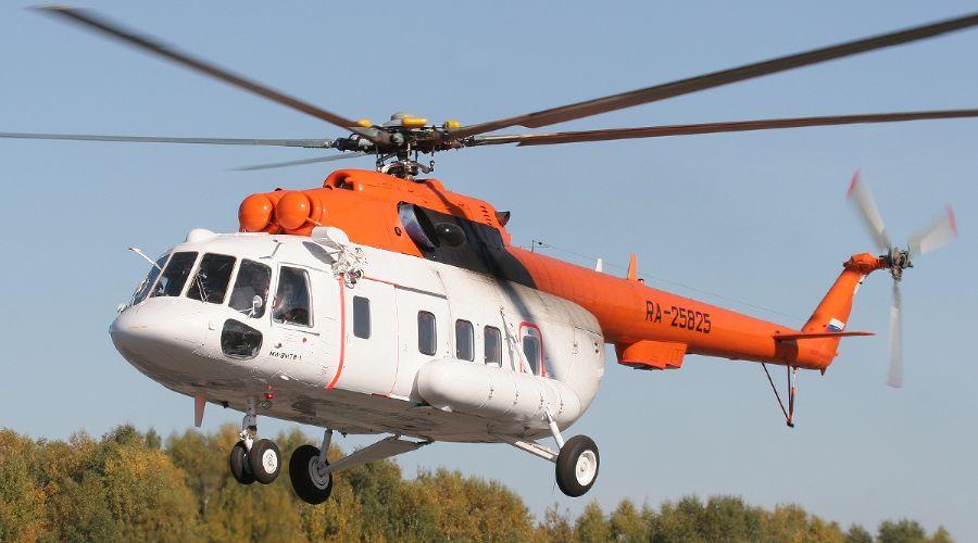 Вертолет Ми-8 МТВ-1 ©http://www.helicopter.su